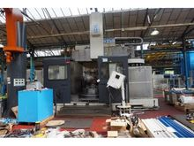 LATHES - VERTICAL OMBA USED