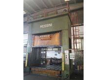 PRESSES - HYDRAULIC MOSSINI PO/