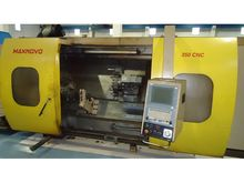 LATHES - CN/CNC MAXNOVO 350 USE