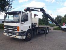 Used 1999 DAF 75CF 2