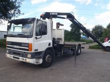 1999 DAF 75CF 250 STEEL SUSPENS