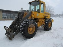 Used 2000 VOLVO L70D