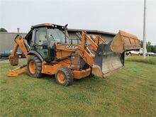 2013 CASE 580SN