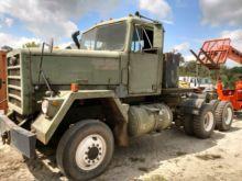 M923a2 Fuel Capacity