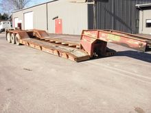 1979 ROGERS Lowboy Trailers