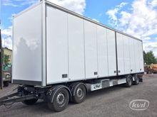 2014 Fliegl VPS 360 4-axlar Box