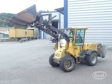 1996 Wille 345 Utility vehicle,