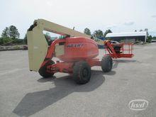 JLG 600AJ Boom lift - 01