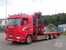 2002 Scania R124GB (Rep. item)