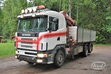 1999 Scania R144GB NB460 6x2 Ti