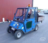 2003 Melex 252 48v Electric veh