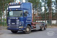 2003 Scania R124GBNZ470 6x2 Hoo