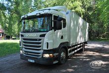 2012 Scania R360LBHNA 4x2 Box (