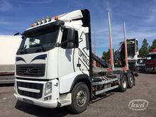 2012 Volvo FH500 6x2 Timber (cr