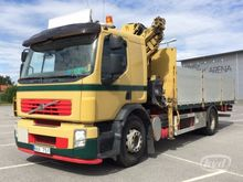 2007 Volvo FE280 4x2 Flatbed dr