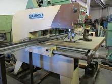 W.A. Whitney 615 Fabricator Pun