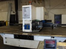 Trumpf 180wd Turret Punch