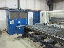 TRUMPF TL2530 LASER CUTTING SYS