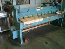 Wysong 1496 Mechanical Shear