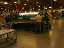 Cincinnati 1412 Mechanical Shea