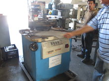 EUROMAC HAEGER PUNCHING NOTCHER