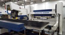 TRUMPF 2020R CNC PUNCH MACHINE