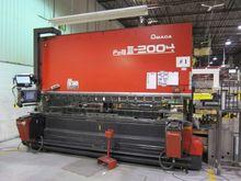 2000 AMADA FBD2004NT CNC BRAKE