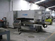 LVD DELTA -1250 CNC TURRET PUNC