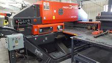 AMADA PEGA -345 KING CNC TURRET