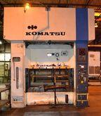 1986 KOMATSU E2T-200N SSDC Pres
