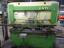 LVD Hydraulic 45JS6 Press Brake
