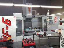 HAAS VF- 6 VERTICAL MACHINING C