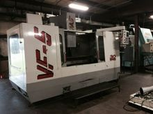 Haas VF-6/50 VERTICAL MACHINING