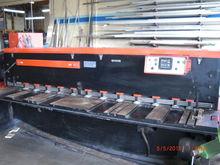 2012 Amada M3045 Mechanical She