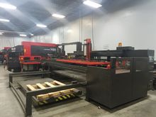 1997 Amada 358K Turret Punch