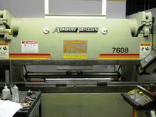 Used Accurpress 7608