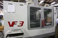 2001 Haas VF-3 Vertical Machini