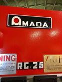 AMADA RG-25 HYDRAULIC PRESS BRA