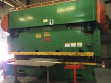 CHICAGO MECHANICAL PRESS BRAKE