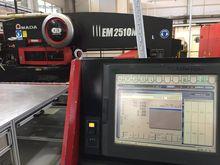 AMADA EM-2510 NT AC SERVO DRIVE