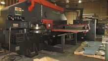 Amada 357 Vipros CNC Turret Pre