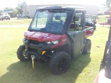 Used 2017 CAN-AM DEF