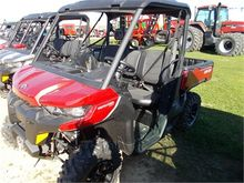 New 2016 CAN-AM DEFE