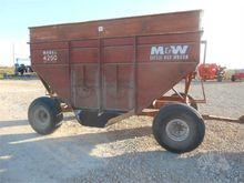 Used M&W 4250 in Maq