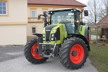2016 Claas Arion 430