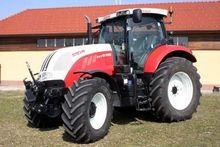 2012 Steyr 6160 CVT Profi