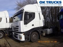 2012 Iveco AS440S42T/P ECO 1.Ha