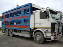 Used 1988 Scania 142