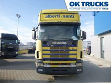 Used 2002 Scania R42