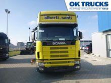 Used 2015 Scania R42